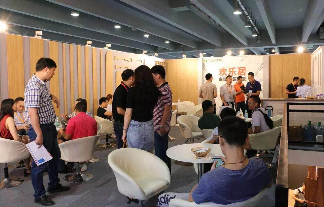 欢乐居——在第20届中国建博会