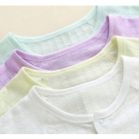 洗纯棉的衣服时要注意的事项