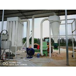 粉碎玉米芯的专用设备宽式水滴式粉碎机