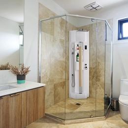 合瑞搓澡机生产厂家全自动搓澡机搓背机沐浴搓澡一体机