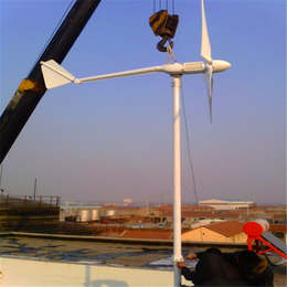 家用风力发电机5千瓦高性能小型风力发电机系统高效低噪免维护