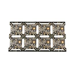 中雷 pcb 6层 阻抗板 厚铜板