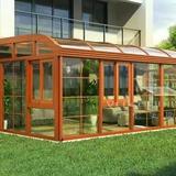 阳光房工程案例