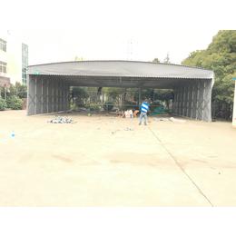 苏州市姑苏区户外大型推拉雨篷移动伸缩推拉蓬 可收缩活动帐篷缩略图