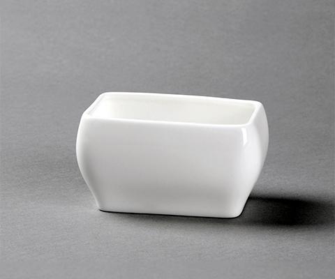 唯美方形糖包盅