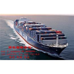 集装箱海运,商友国际货运代理方便快捷,义乌到迪拜海运