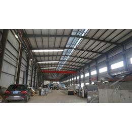 北辰区安装钢结构厂房 天津专业制作彩钢房活动房