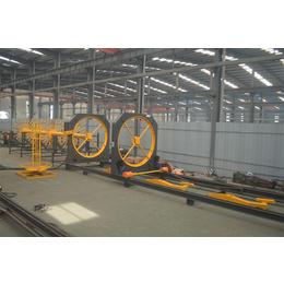 力孚重工-安徽钢筋笼滚焊机-数控钢筋笼滚焊机价格