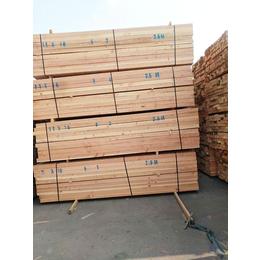 腾发木材(在线咨询) 花旗松方木 花旗松方木生产厂家