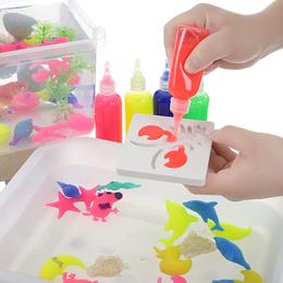 贵州水精灵模具摆摊 水精灵模具在哪里购买