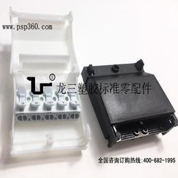 L6510双压接线盒五位按压端子快速接线盒快接线盒厂家供应