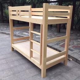 幼稚园安全上下铺睡觉床铺