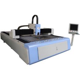 自动金属数控光纤激光切割机