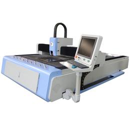北京厨具行业用光纤激光切割机  不锈钢开孔截断机器