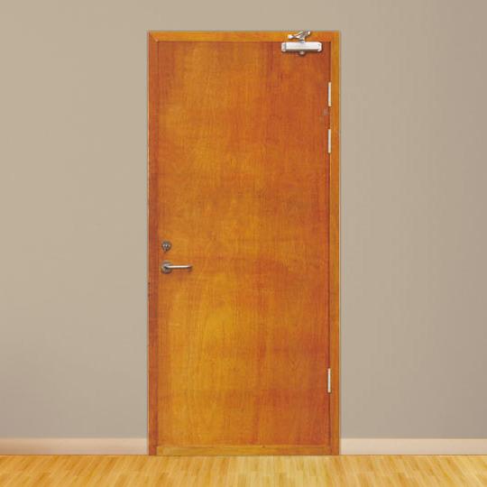 安装木门有哪些注意事项