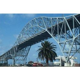 安装钢构大桥工程