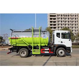 收集8吨10吨泔水剩饭剩菜泔水垃圾车价格