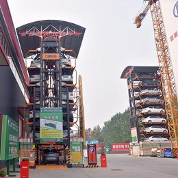 九路泊车安防系统在垂直循环立体停车场实际应用中的重要性