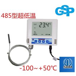 超低温冰箱监控温度记录仪