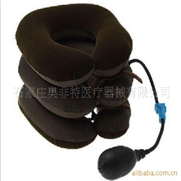 奥非特批发舒适颈椎牵引器_颈部固定器 厂家直销半绒颈椎牵引器