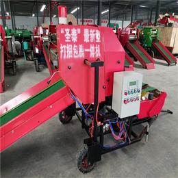牧源机械(在线咨询)-打捆包膜机-大型打捆包膜机价格