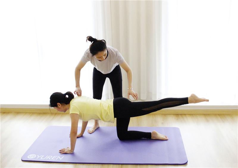 瑜伽一对一私教