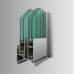 隔断玻璃幕墙铝型材
