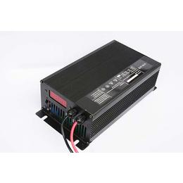 湖北充电器厂家直销24V40A铅酸电池电动叉车洗地机充电器