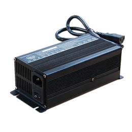 湖北充电器厂家直销12V40A铅酸电池电动叉车充电器缩略图