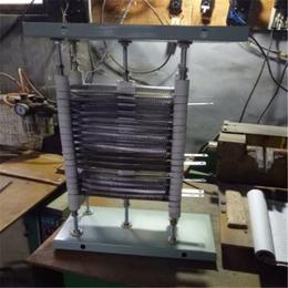 电阻器矿用提升机升降制动调速不锈钢电阻箱山东鲁杯直销