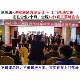 广州如何实施公司股权架构设计-1对1股权激励方案律师「多图」