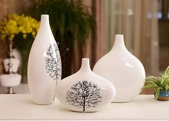 陶瓷花瓶的擺放學問