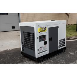 城区使用的静音30千瓦柴油发电机