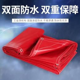 定制货车防雨布PVC防水防晒篷布加厚