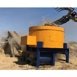 合肥鸿强  批量生产-齐齐哈尔秸秆粉碎机-大型秸秆粉碎机价格
