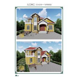 钢结构房屋设计装修一站式轻钢别墅装配式住宅