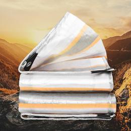 加厚户外防水布防雨防晒篷布汽货车遮阳隔热塑料防雨布缩略图