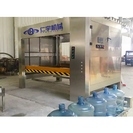 大桶水码垛机  饮料全自动三合一灌装机 纯净水生产线设备