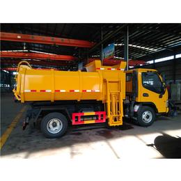 糞便收集車  養殖廠8噸糞污運輸車的價格