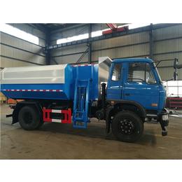 再生能源10噸糞污糞肥運輸車 10立方10方糞污轉運車的圖片