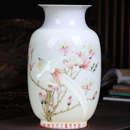 供应景德镇陶瓷小花瓶  家居装饰摆件花瓶