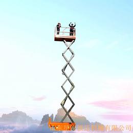 全自行走升降机 电动升降平台 高空作业车 升降车