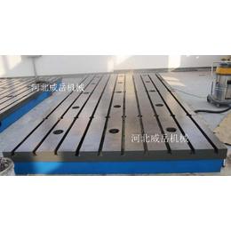 T型槽铸铁装配平台行业面临过冬难