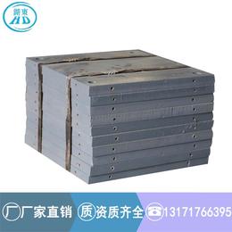 衡水博利 公路桥梁盆式支座 配套钢板 可定制