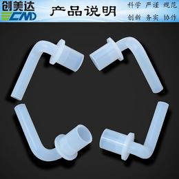 东莞硅胶密封异形件装拆方便马鞍山生活电器硅胶短型排气管分类