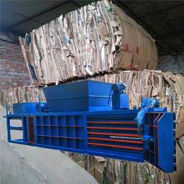 江苏吨包编织袋160吨卧式打包机图片