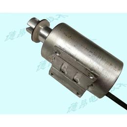 30mm行程5公斤推拉式电磁铁