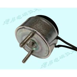 直流12V管柱推拉式电磁铁