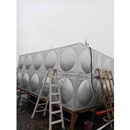 方形消防水箱厂家直销 不锈钢保温水箱304定制做缩略图