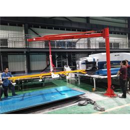 河南气控气动吊臂-岳达为您量身定制方案-气控气动吊臂生产厂家